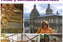 Ferias Medievales en Galicia España / Toda la Magia de Coruña en sus Mercados Medievales
