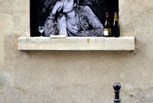 street art. levalet