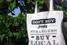 Shop Local Ad Campaign