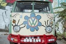 VW bussen