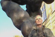 Marti de Greef / Sculpturen