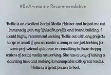 Social Media Advisor on Instagram