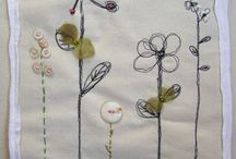 Inspiration for Wall Hangings  / by Jana