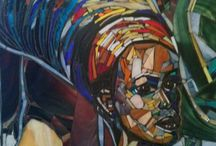 Donation for a community project in South Africa - Pam Noel Mosaics