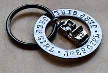 Jeep Girl <3 / by Kat Chancey
