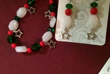 Jewelry 4 Sale- bracelets w/earrings / These sets are a bracelet with matching earrings.