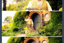 Hobbit and Lord of The Rings