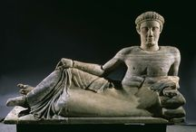 Etruscan arts