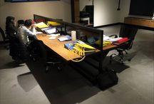 Ofis Projesi / UP Hukuk Ofis Mobilyaları