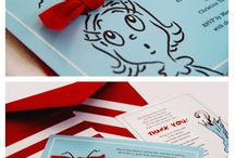 PARTY ON: Dr.seuss / by Tiffany Benson <PaperLaneDesign>