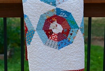 Quilts in Lovely Settings