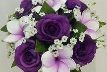 Flowers - sidontatyöt muut / Tähän on koottu muiden käyttäjien kukka-aiheisia sidontatöitä.
