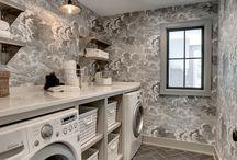 Laundry Room Tile