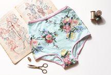 Vintage Undergarments / by Jenny Taylor