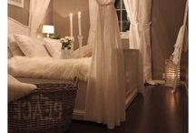 sypialnia z atmosfera miłości
