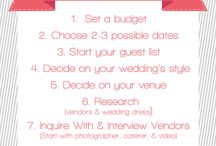 Wedding Planning and Organizer