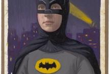 Batman! / My love. / by Jamii Neubauer