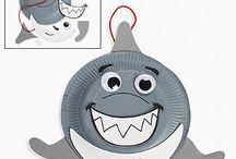 Vinny's  #5 Shark Birthday