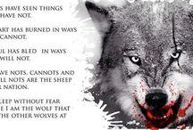 Wolfs..