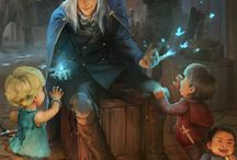 Fantasy Character Inspiration