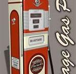 Vintage Gas Pumps & Signs / by Mike & Melissa Baucum