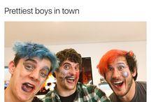 Mark,Ethan,Tyler!! ✌✌❤❤❤✌✌❤❤✌✌❤❤❤✌✌✌✌❤❤❤❤