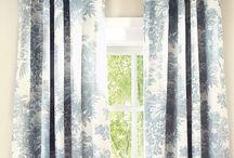 Interiors - Window Treatments / by Tara Kraus