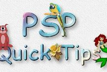 PSP / Cool creations using Paint Shop Pro
