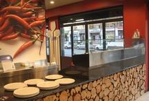 Pizzabäckerei / Pizzeria