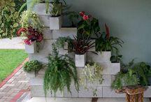 Adorno para jardines