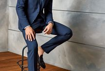 Show Style And Elegance With A Men's Suit By Carl Gross