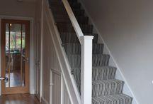 Stairwell Carpet