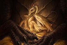 Belleza, Dragones.
