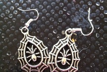 Jewellery  / All earrings are on silver plated hooks unless stated the hooks are safe for sensitive ear as I wear these my self, I make the earring myself  If interested please leave a comment and I will get back to you as soon as I can  Thank you for looking