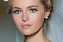 Wedding Makeup / Natural, romantic, pretty