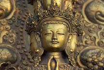 Buddha / Statues of Buddha. I like them!