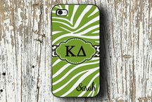 Kappa Delta sorority gifts / Monogrammed items make the perfect gift for your big or little.  Officially licensed Greek vendor.