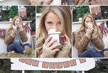 Hot Cocoa Stand Mini-Sessions Photography | Elaine Zelker Photography / www.elainezelkerphotography.com  Lehigh Valley, PA (Easton)