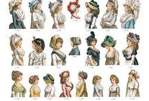 Fashion through time