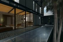 CVLD house / The resolution of residential home in the suburbs of the city Maracaibo, Venezuela.