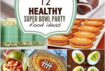Healthy Super bowl Yums