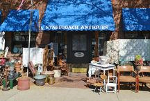 Stagecoach Antiques / Old treasures are new treasures.