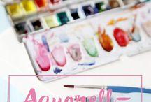 Zeichnen, Illustrieren, Airbrush