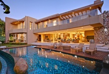 Beautiful homes / To dream about