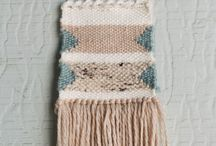 Fiber Arts and Textiles / by Hannah Appelbaum