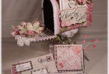 Shabby chique/vintage creations