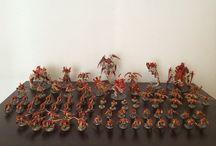 Tyranids Hive fleet Kraken / Hive fleet Kraken