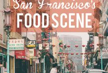 Food and Bar Scenes in SF