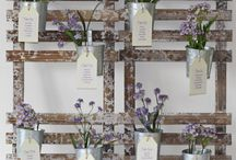 inspiration: wedding table plans / inspiration and ideas for wedding table plans, escort cards and other clever alternatives - these are not my designs, purely those that I admire and that inspire
