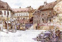 European comic books - Európai képregények